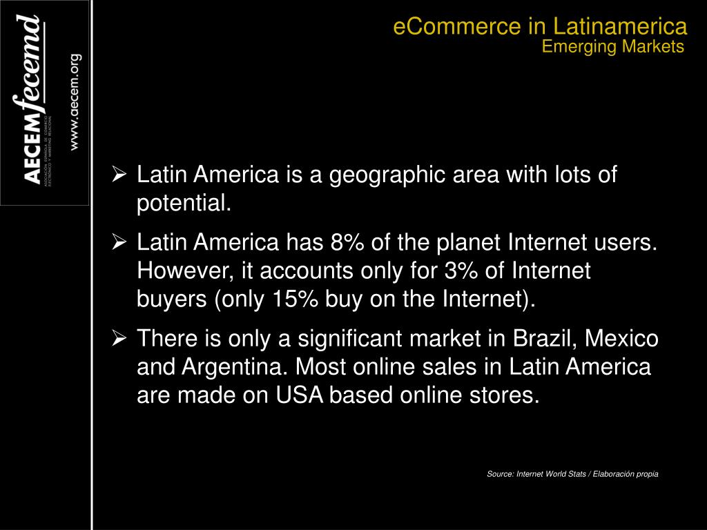 eCommerce in Latinamerica
