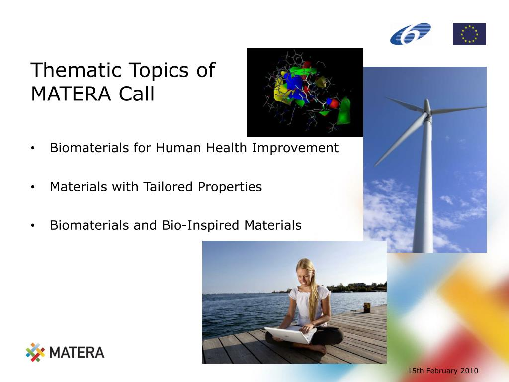 Thematic Topics of