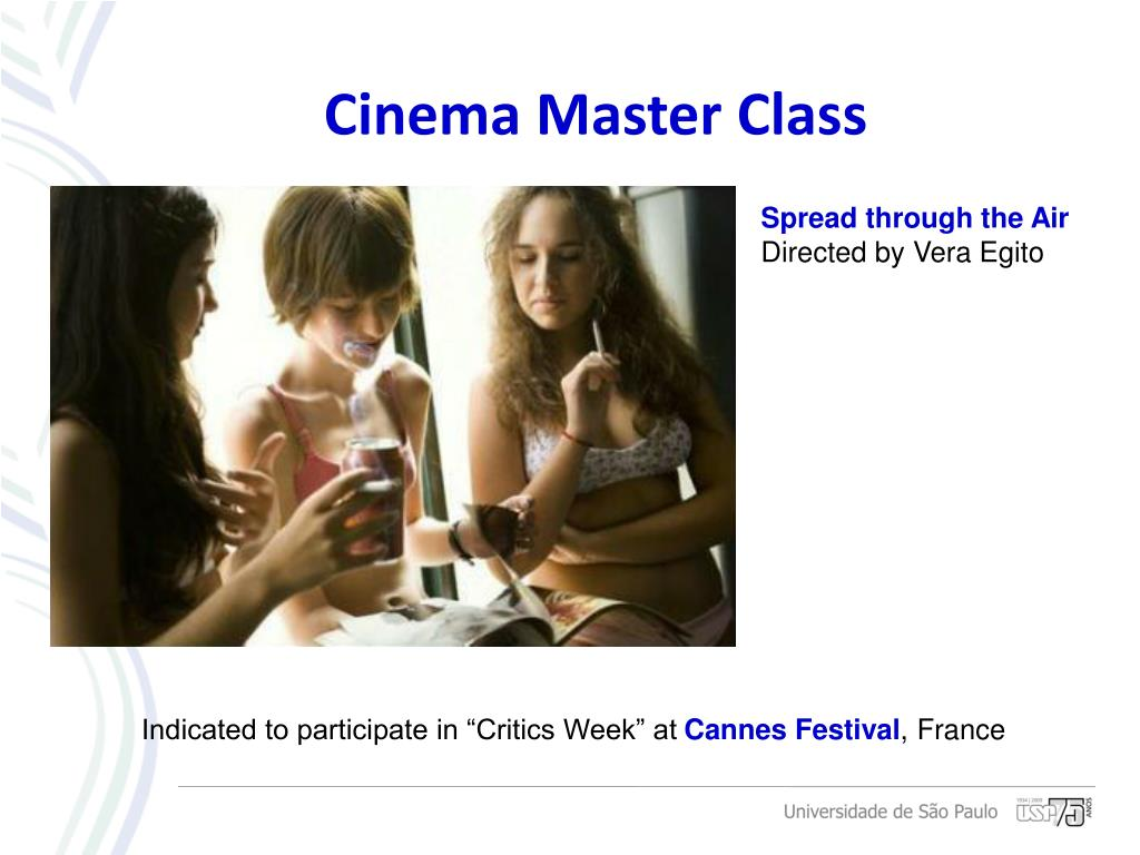 Cinema Master Class