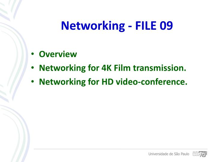 Networking file 09