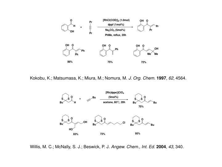 Kokobu, K.; Matsumasa, K.; Miura, M.; Nomura, M.