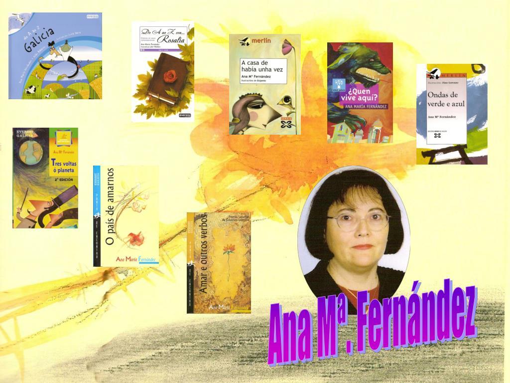 Ana Mª. Fernández