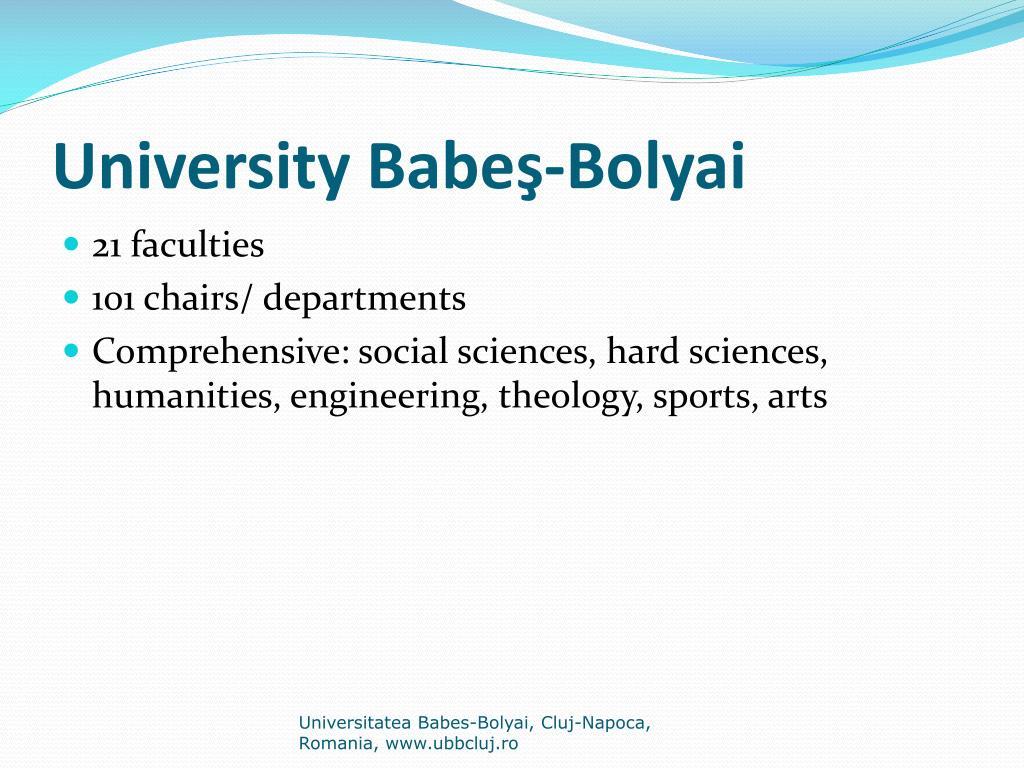 University Babe
