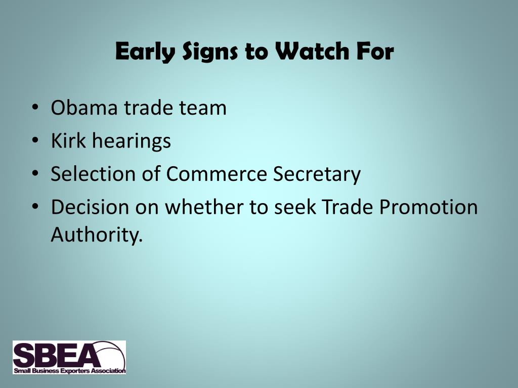 Early Signs to Watch For