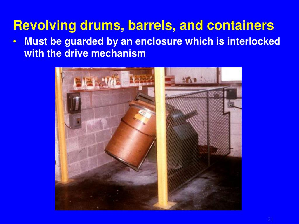 Revolving drums, barrels, and containers