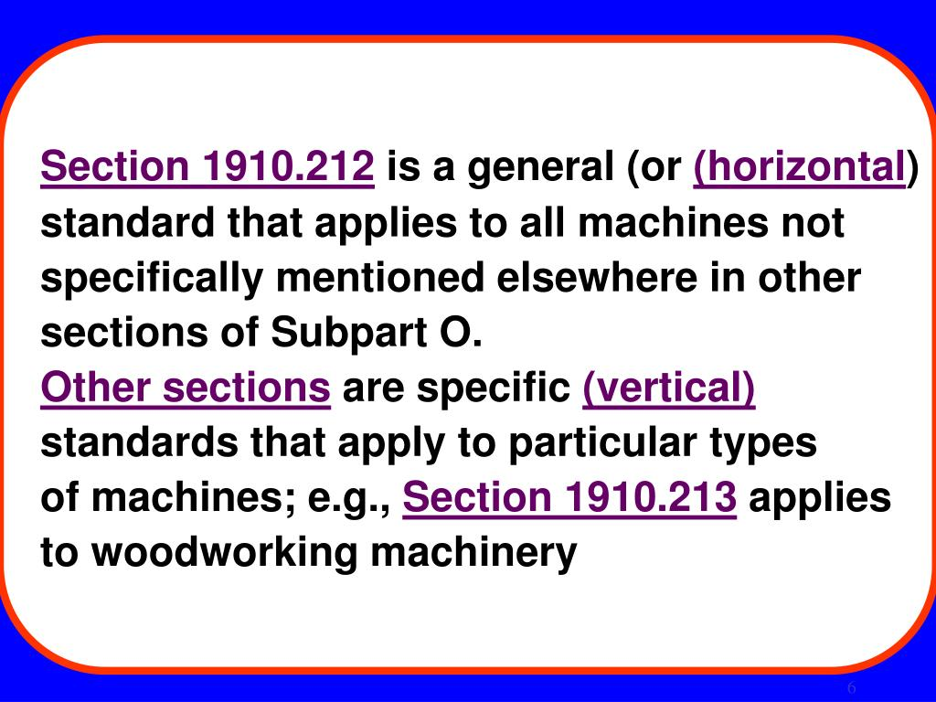 Section 1910.212