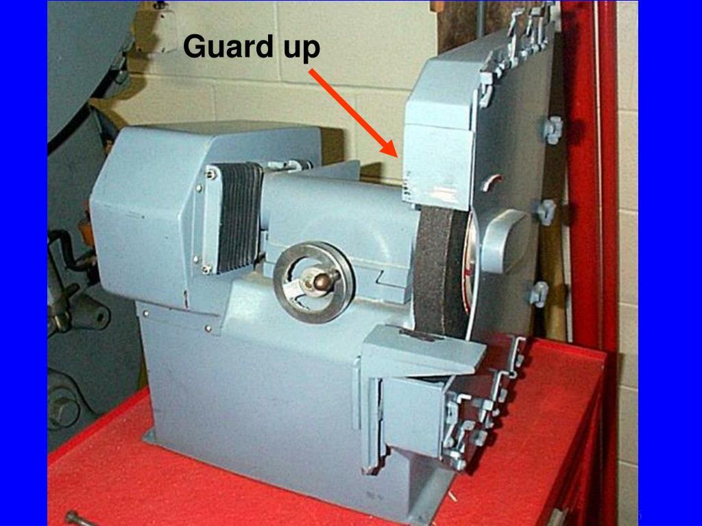 Guard up