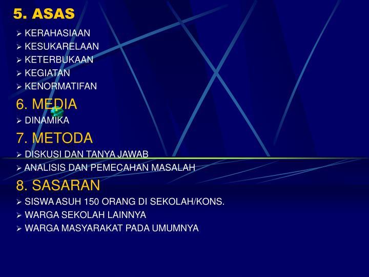 5. ASAS