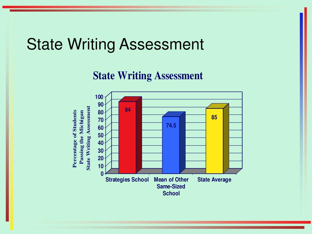 State Writing Assessment