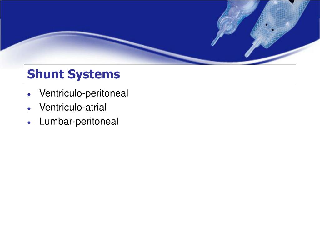 Shunt Systems