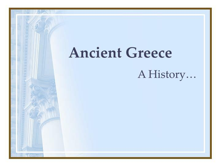 Ancient greece l.jpg