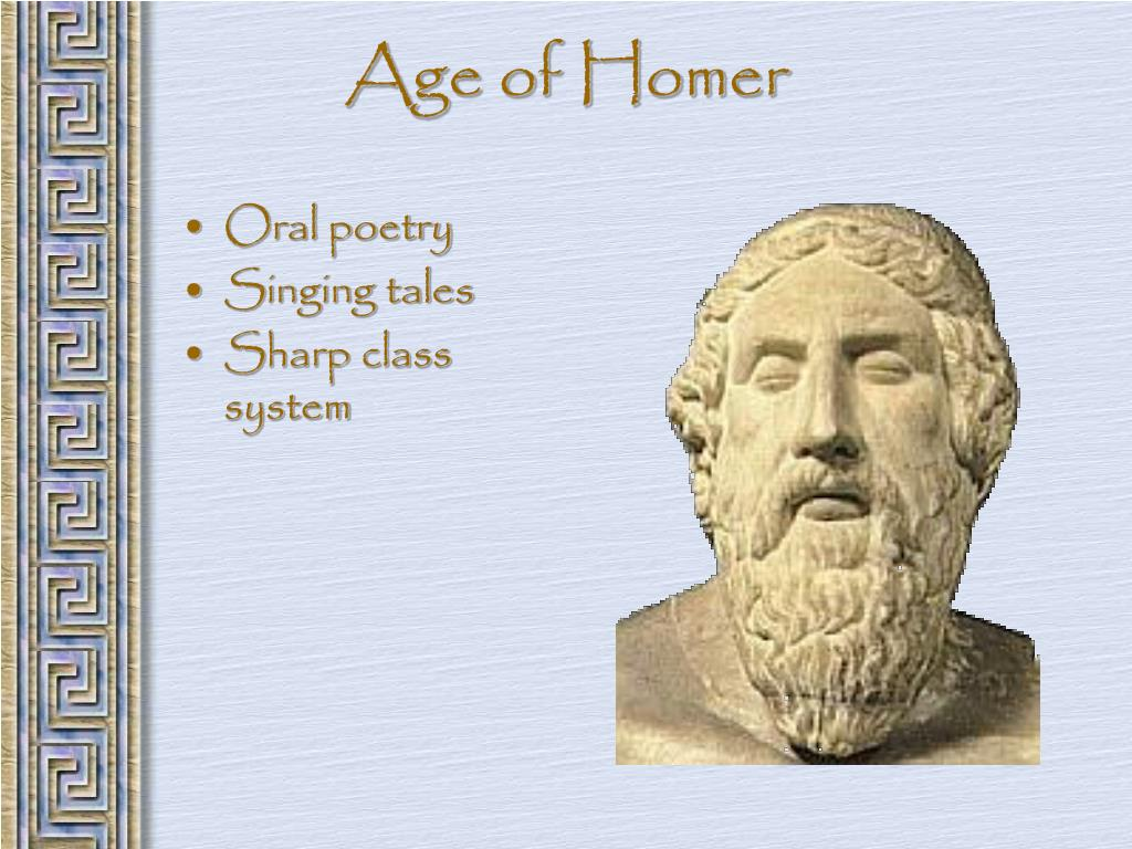 Age of Homer