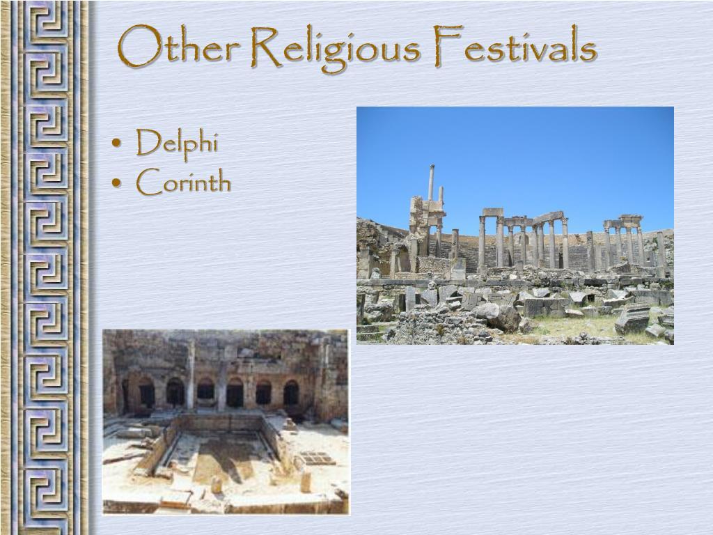 Other Religious Festivals