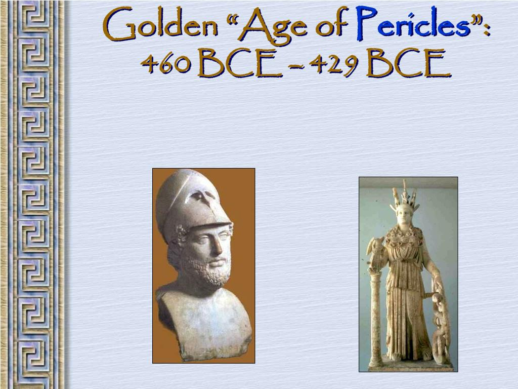 """Golden """"Age of"""