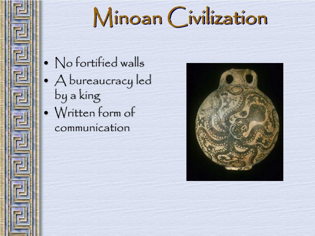 Minoan Civilization