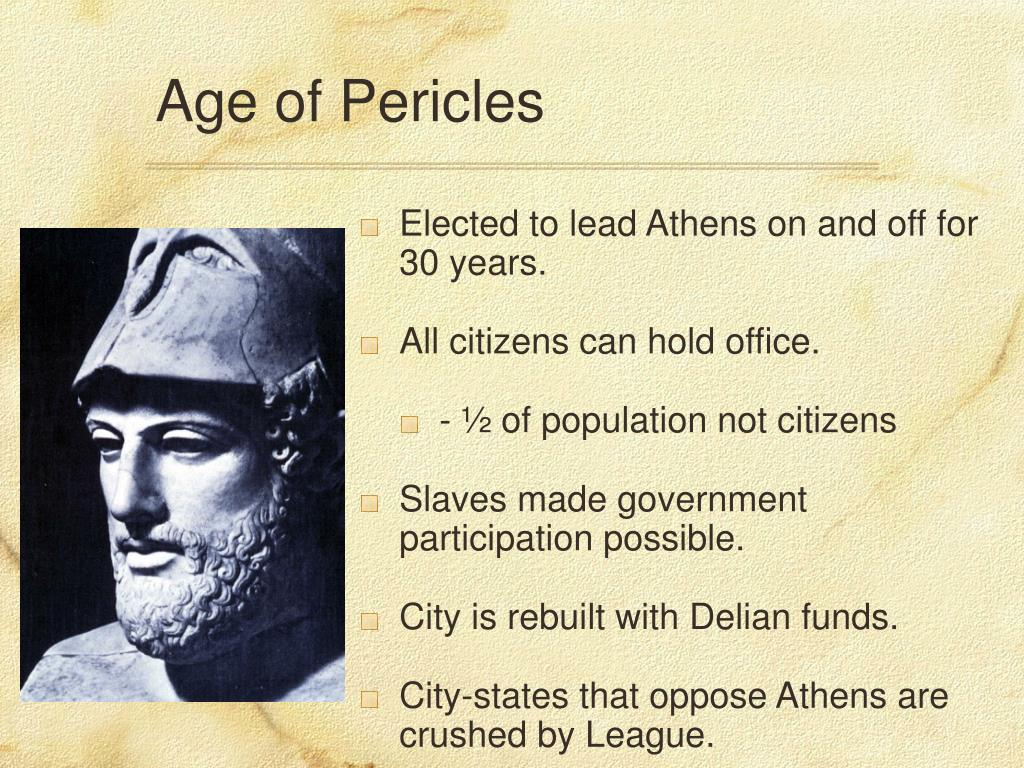 Age of Pericles