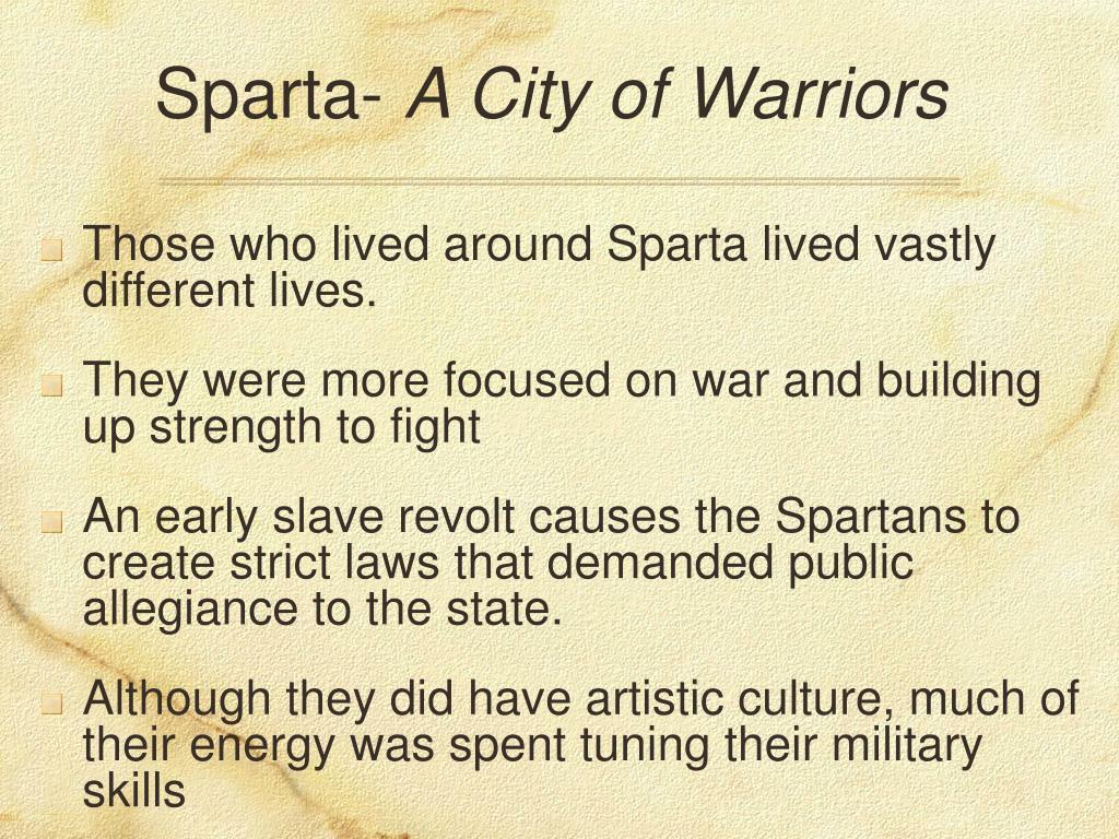 Sparta-