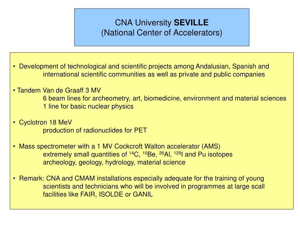 CNA University