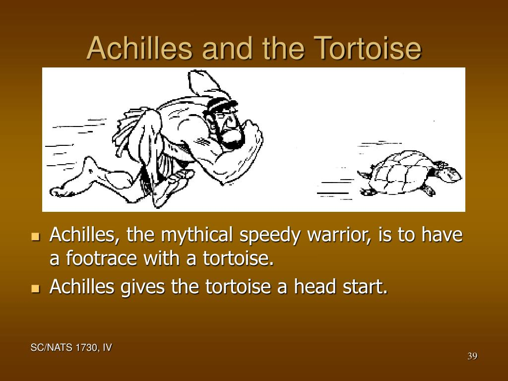 Achilles and the Tortoise