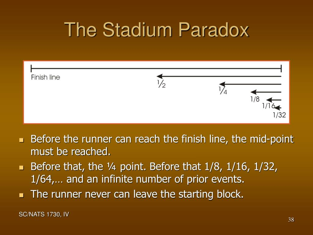 The Stadium Paradox