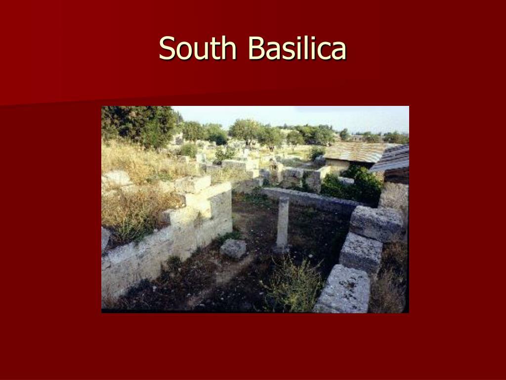 South Basilica