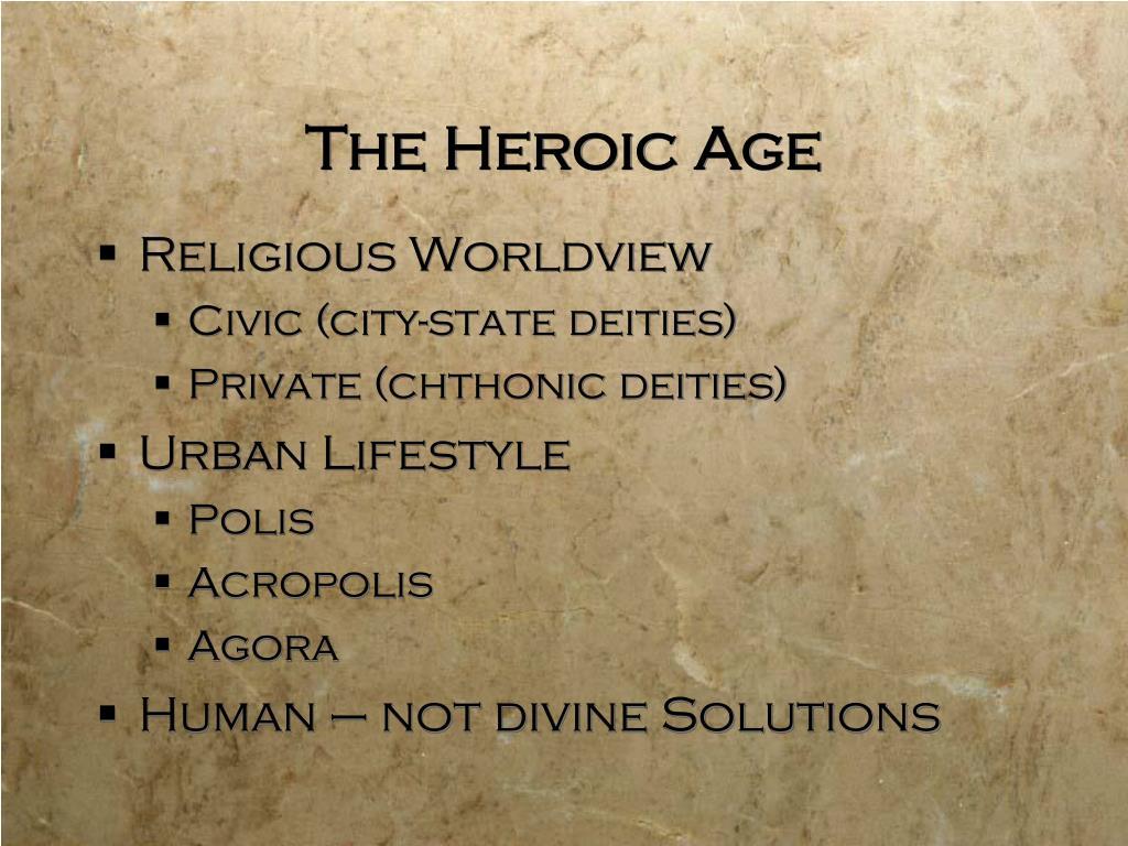 The Heroic