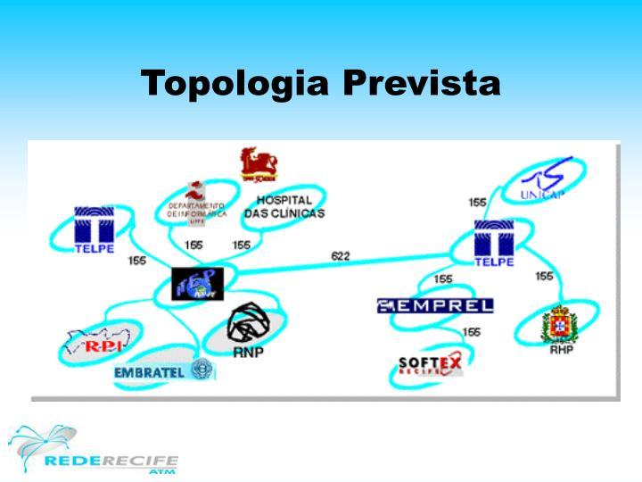 Topologia Prevista