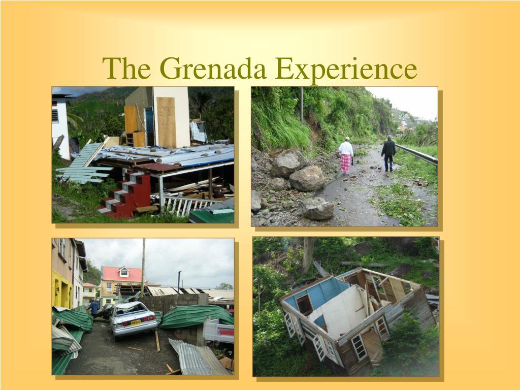 The Grenada Experience