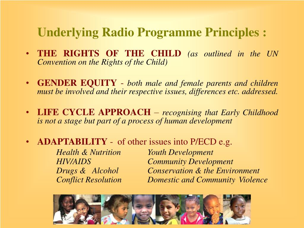 Underlying Radio Programme
