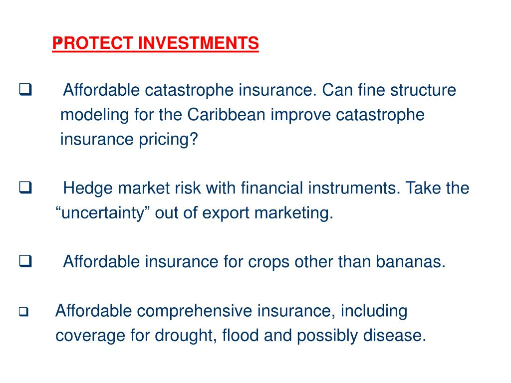 PROTECT INVESTMENTS