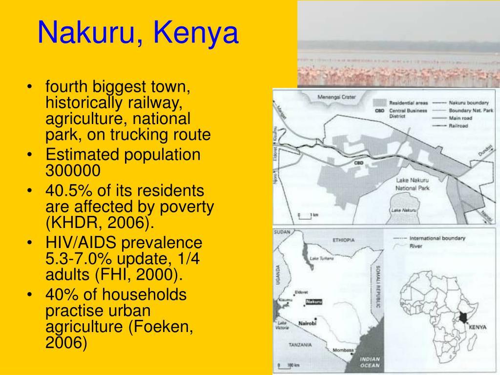 Nakuru, Kenya