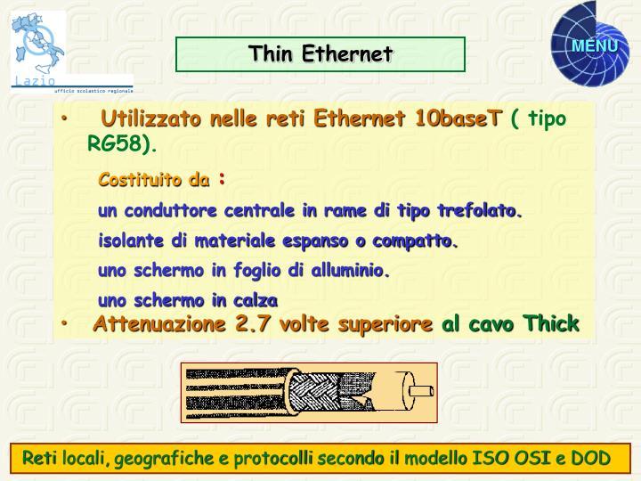 Thin Ethernet