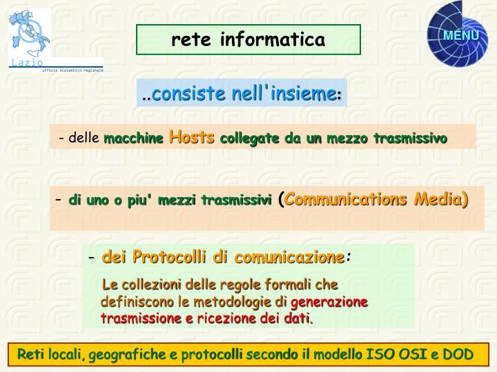 rete informatica