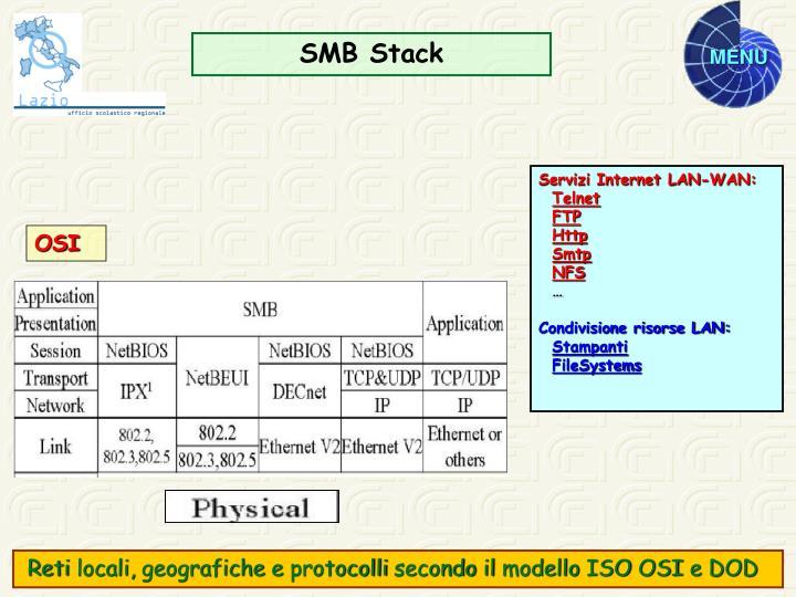 SMB Stack