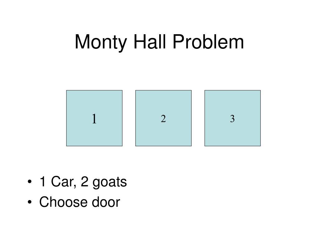 Monty Hall Problem
