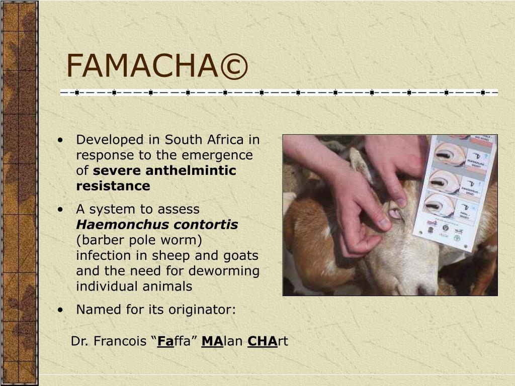 FAMACHA©