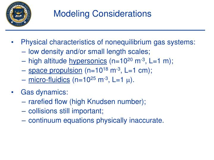 Physical characteristics of nonequilibrium gas systems: