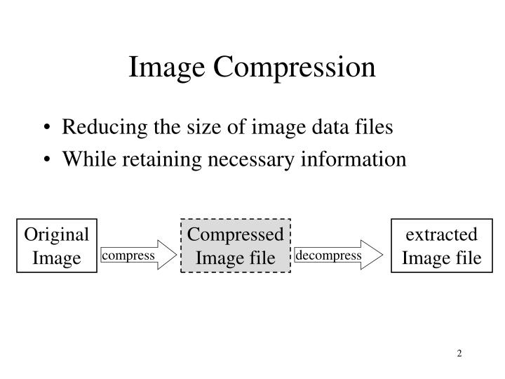 Image compression1