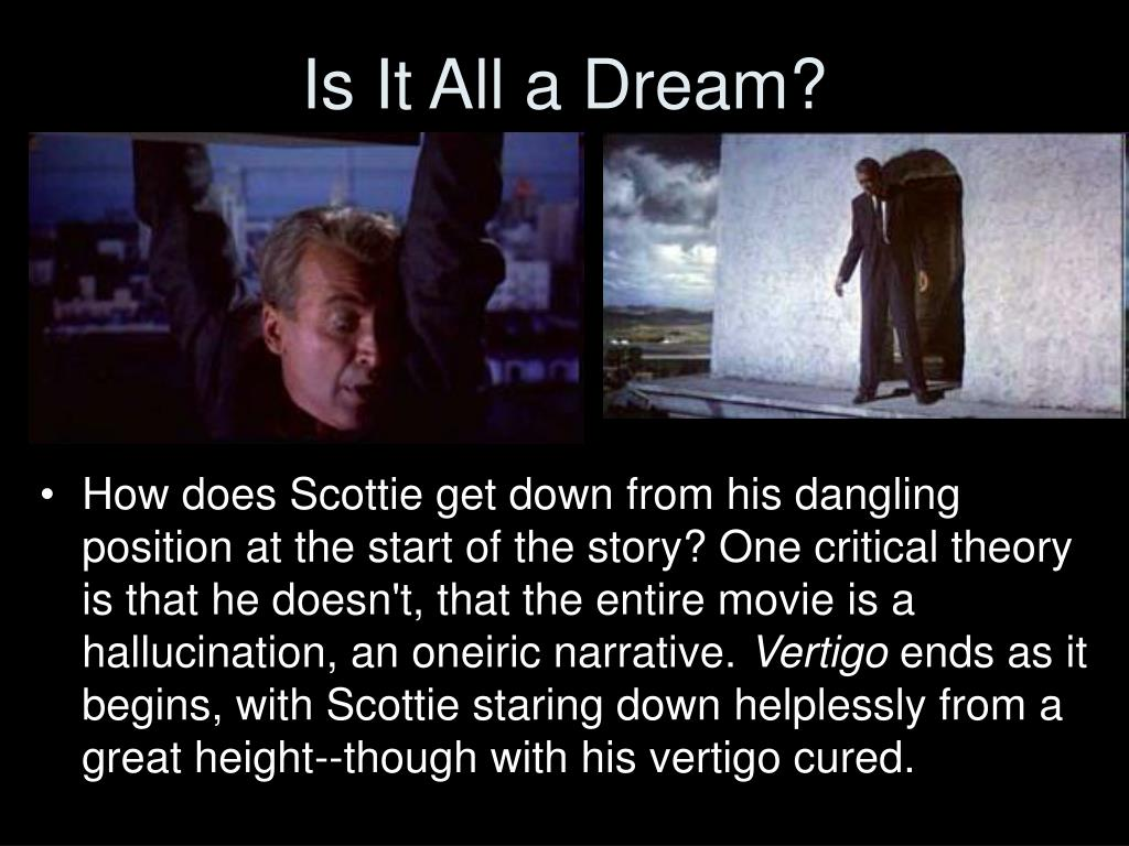 Is It All a Dream?