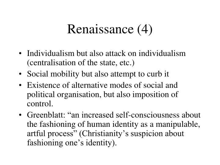 Renaissance (4)