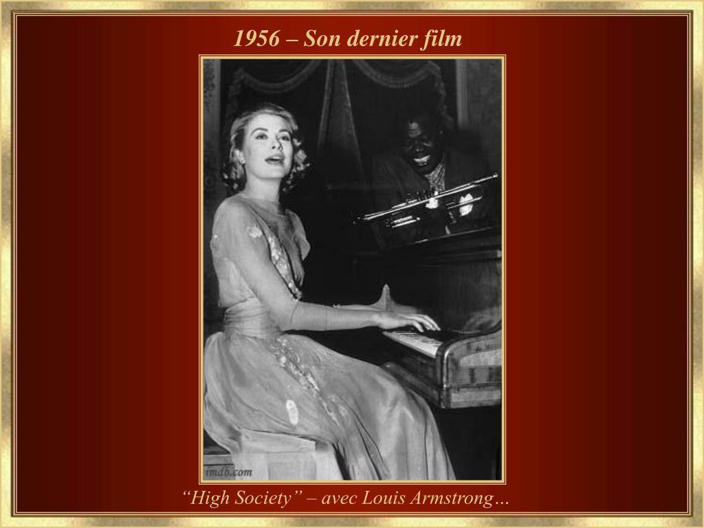 1956 – Son dernier film