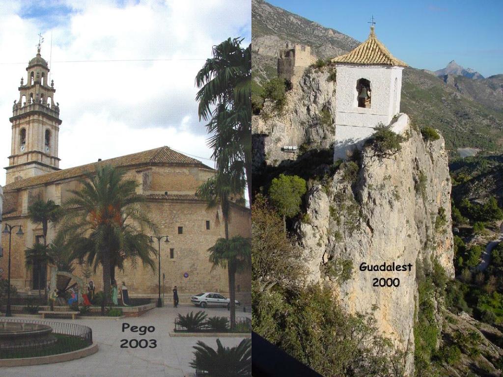 Pego/Guadalest
