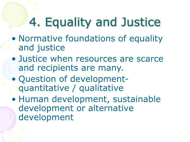 fairness and equality essay