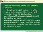 wide area radiological preparedness framework5
