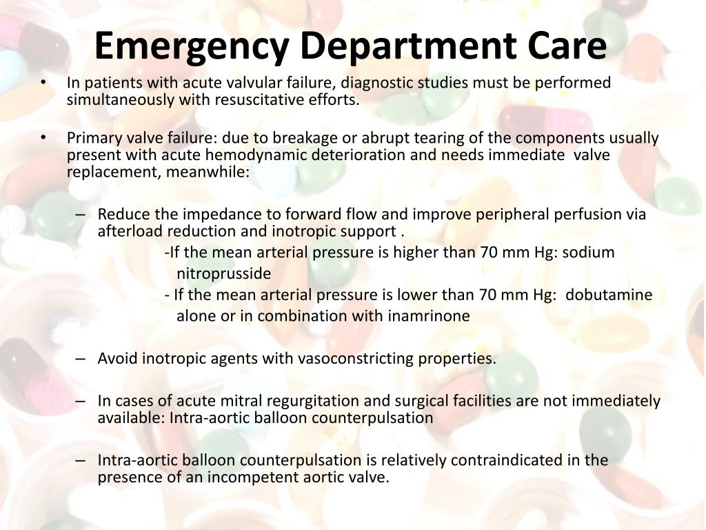 Emergency Department Care