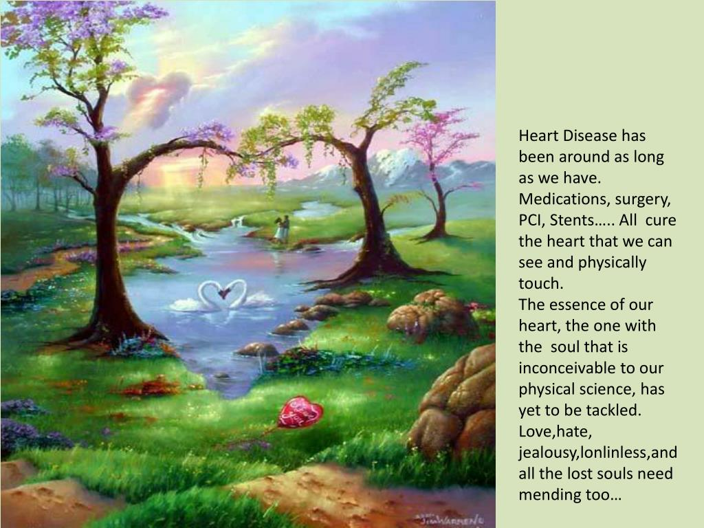 Heart Disease has been around as long as we have.