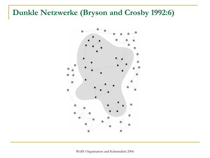 Dunkle Netzwerke (