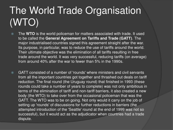 The World Trade