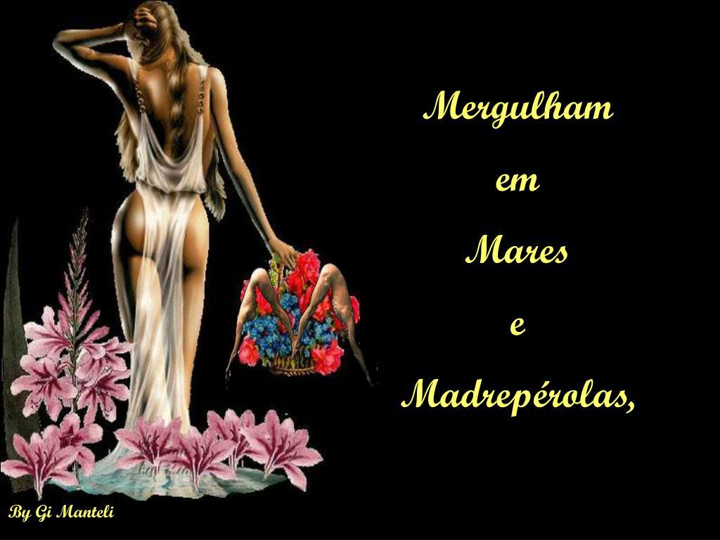 Mergulham