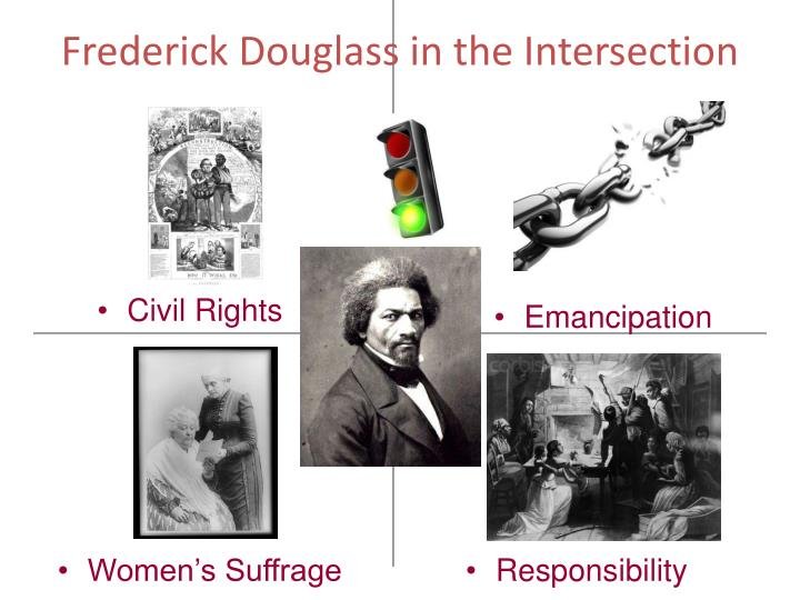 Frederick Douglass in the Intersection